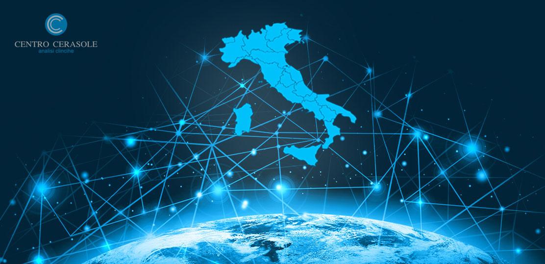 network analisi cliniche a Caserta cerasole